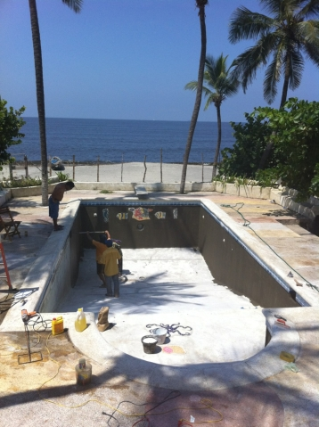 Pool Renovation Broward County